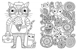 Winged Cat Coloring Pages - Grumpy Cat Coloring Pages Cat Coloring Pages for Adults New Grumpy Cat Coloring Pages Best 14d