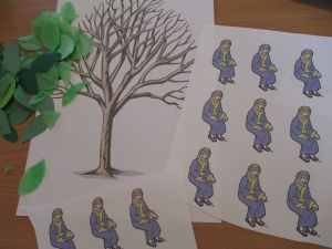 Zacchaeus Coloring Pages for Preschoolers - Preschool Bible Crafts Zacchaeus – Up In A Tree Craft 12n