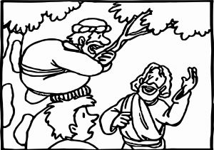 Zacchaeus Coloring Pages for Preschoolers - Bible Map Coloring Page Best Jesus and Zacchaeus Coloring Page Luxury Bible Coloring Pages 10t