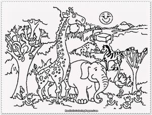 Zoo Animals Printable Coloring Pages - Quickly Zoo Animals to Color Love Animal Coloring Pages 15t